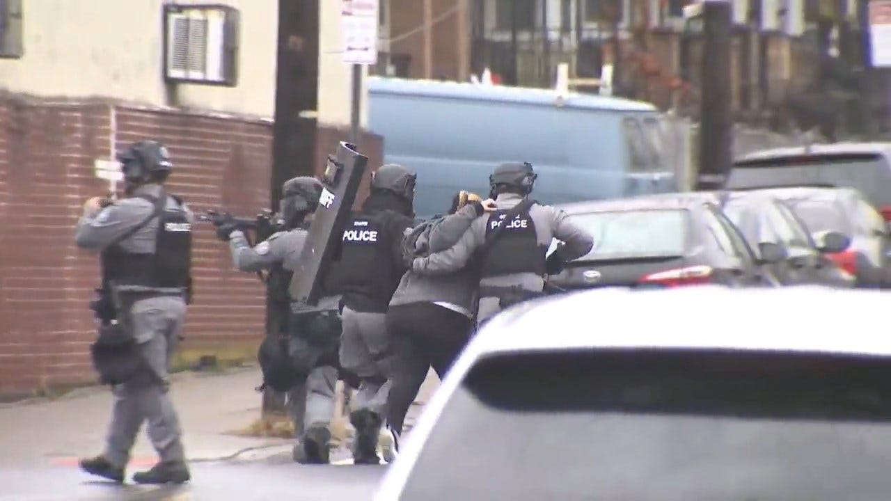 Authorities: Multiple People Dead In New Jersey Shooting, Including Officer