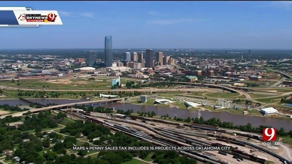 Oklahomans To Vote On MAPS 4 Tuesday
