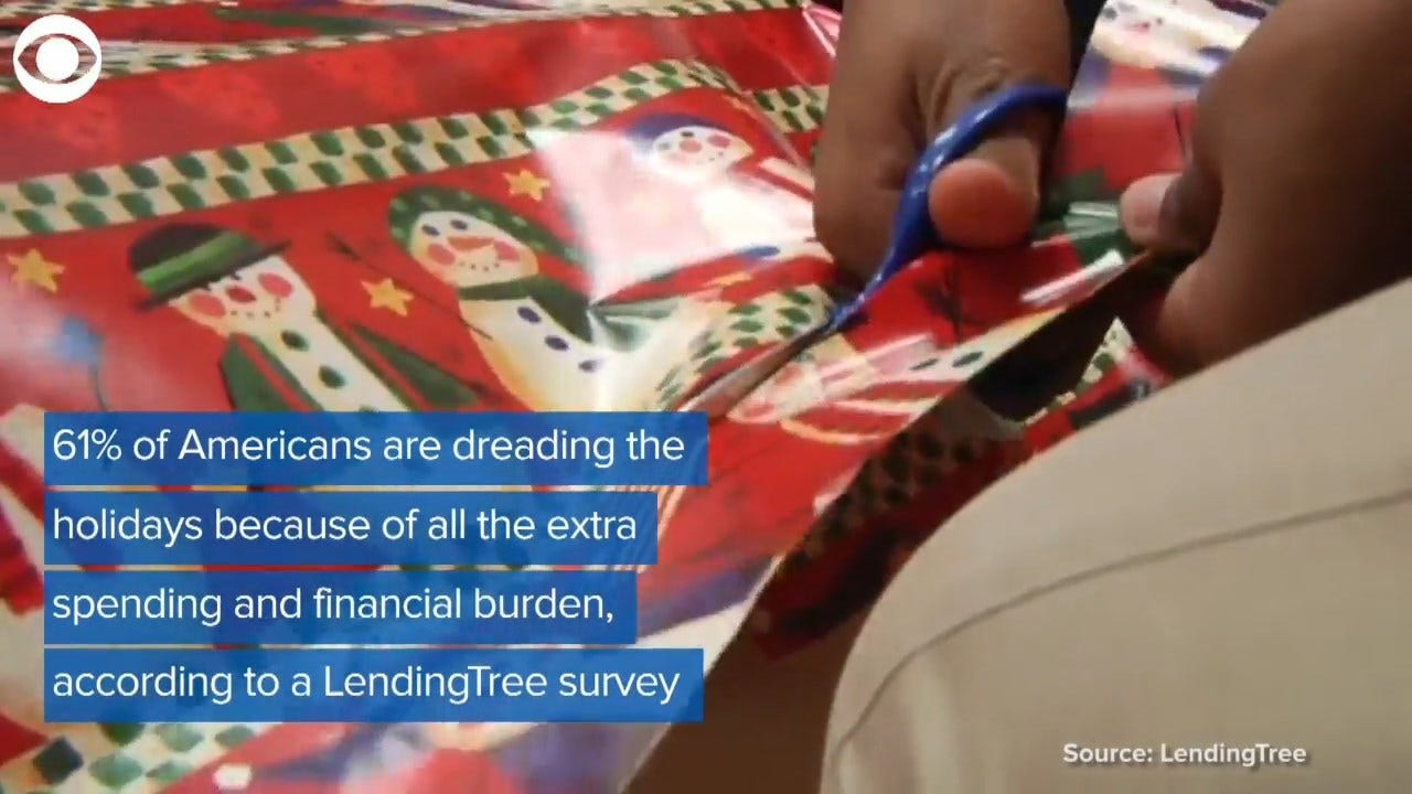 61% Of Americans Dread Holidays Because Of Financial Burden