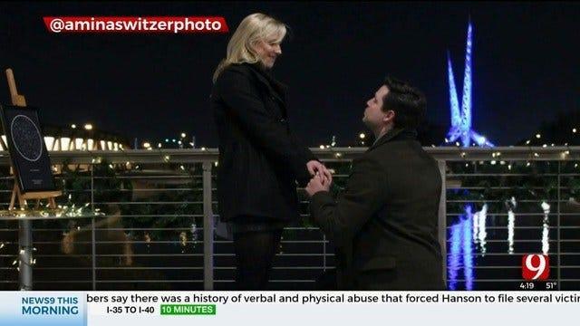 SHE SAID YES! Grant Hermes Got Himself A Fiancé