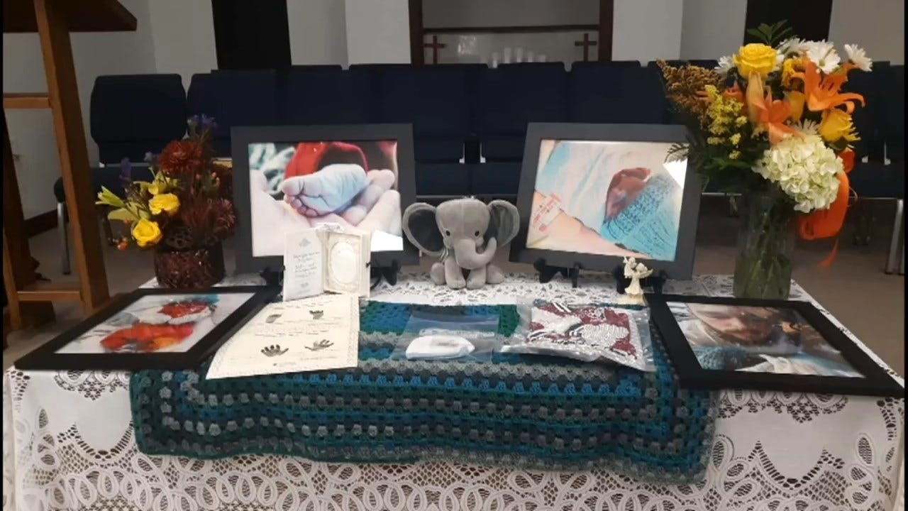 Coyle Parents Mourning, Asks For Christmas Cards For Stillborn Baby