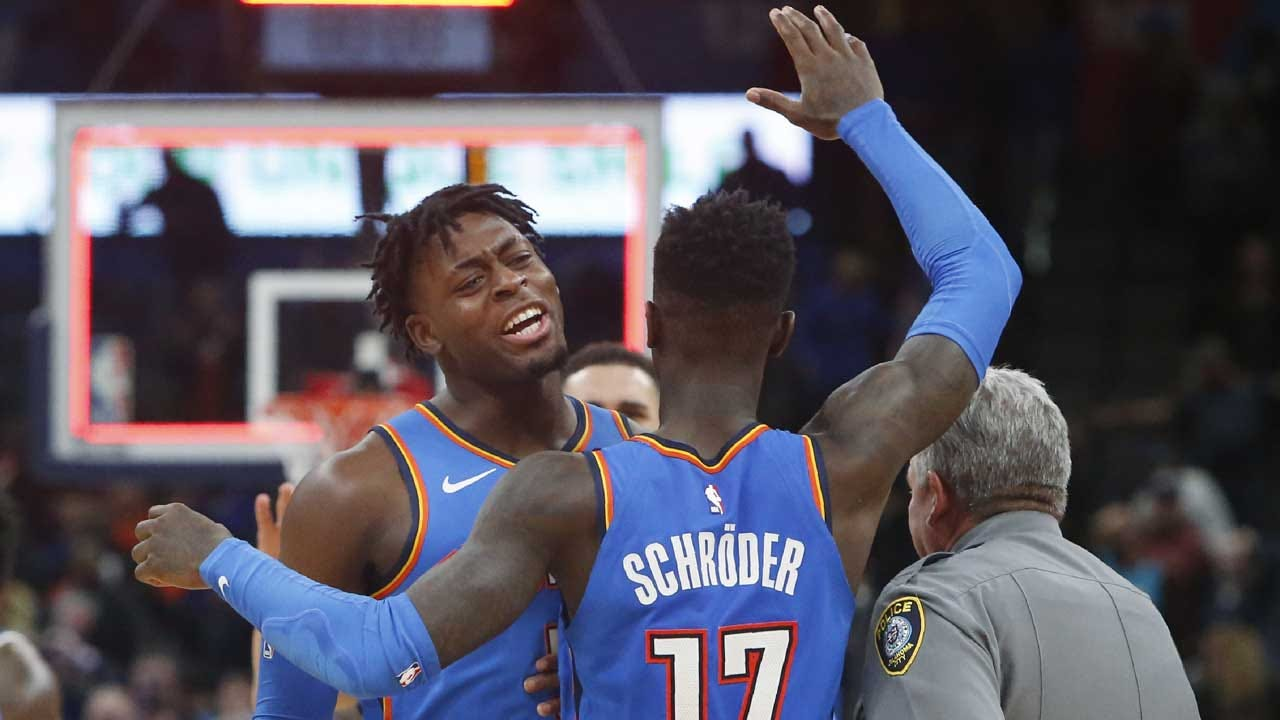 Thunder Hit Buzzer-Beater To Force OT, Then Top Timberwolves