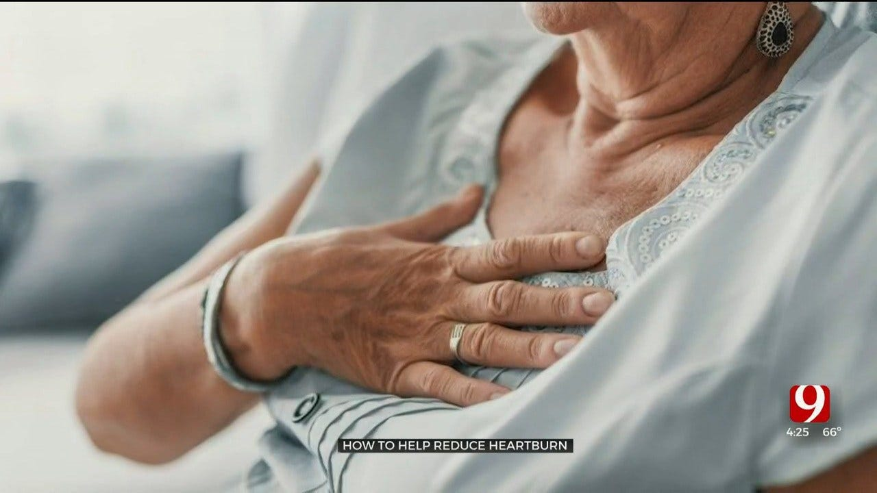 Medical Minute: How To Reduce Heartburn