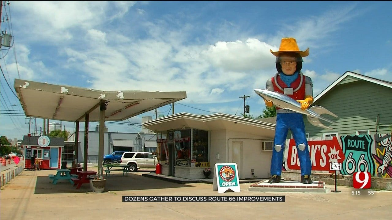 Route 66 Convention Sparks Ideas Statewide