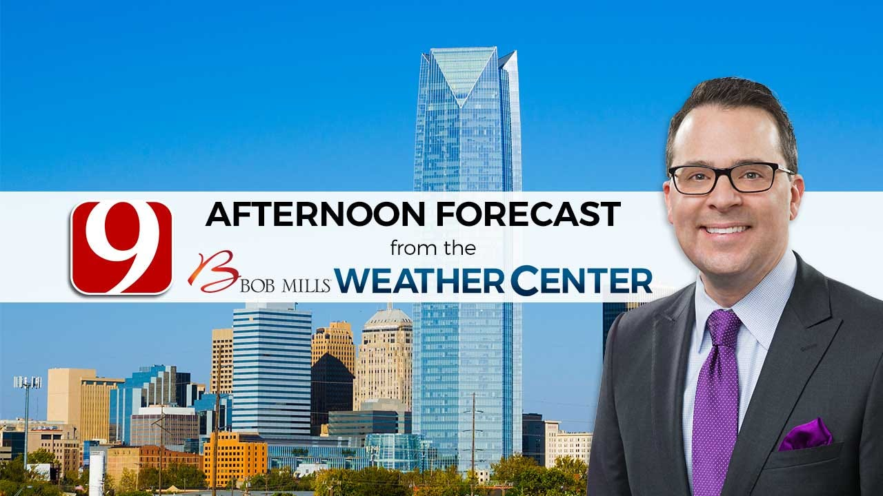 Thanksgiving Afternoon Forecast