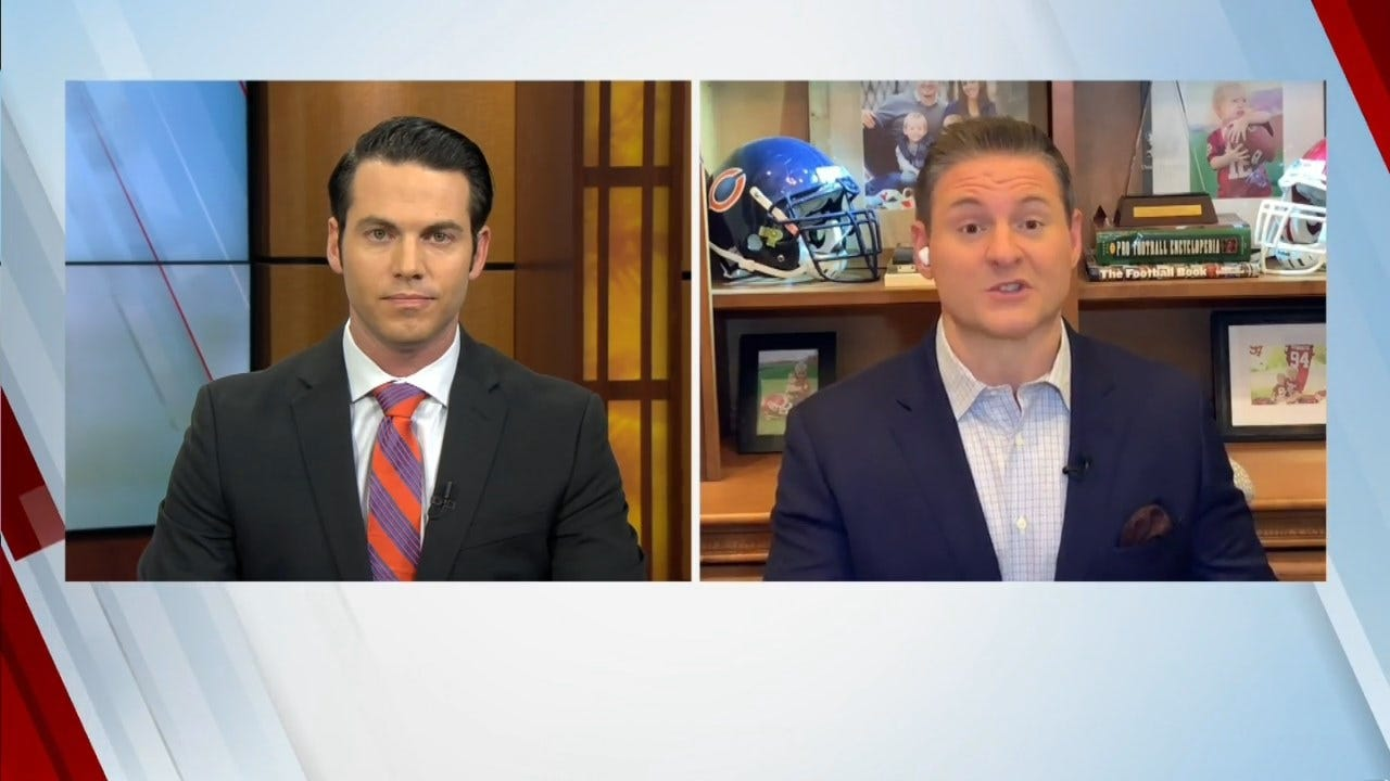 Dusty And Lee Talk Playoff, Bedlam, Baker And Cowboys