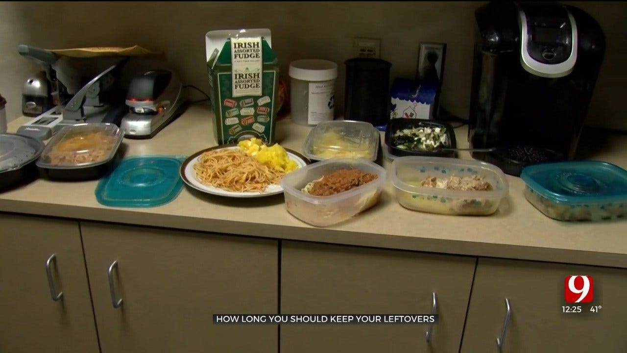 Medical Minute: How Long Should You Keep Your Leftovers?