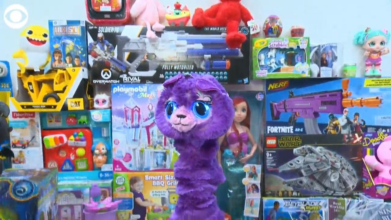 Holiday Shopping Kicks Off This Weekend; What Are This Season's Hottest Toys?