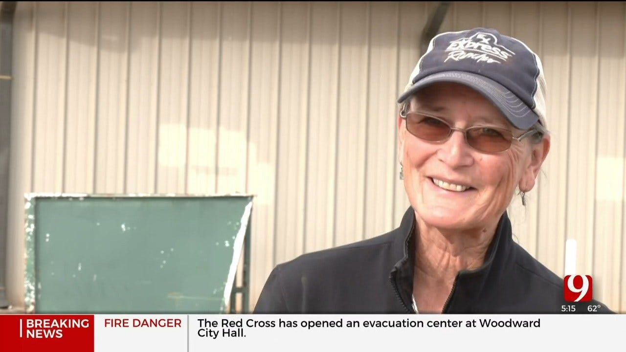 61-Year-Old Okla. Woman Among Top Barrel Racers In The World, To Compete In Rodeo Championship