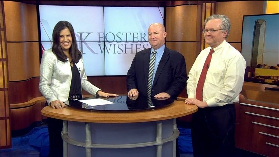 Oklahoma Foster Wishes Partners With Share Thanks For Holiday Season