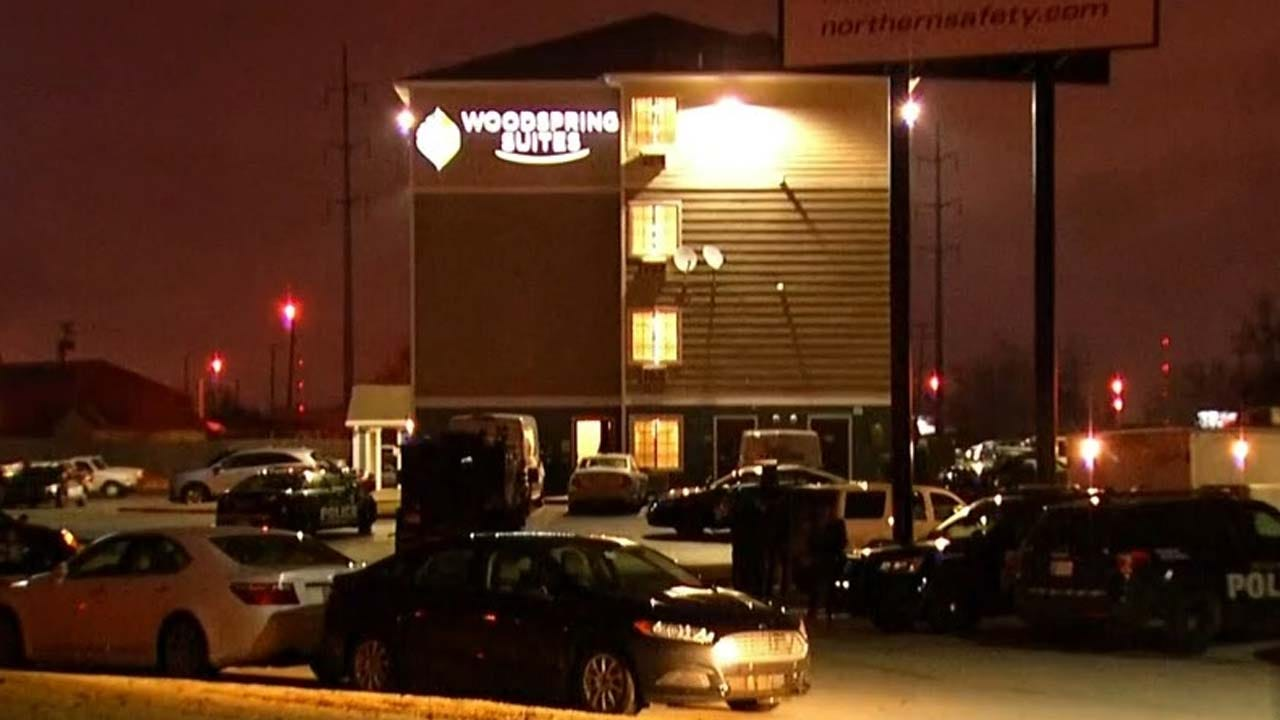 UPDATE: Wanted Suspects In Custody After Standoff Inside OKC Hotel Room