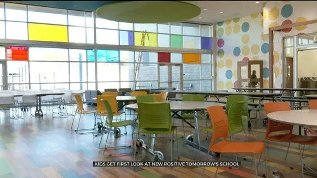 Positive Tomorrows Puts Finishing Touches On New Facility