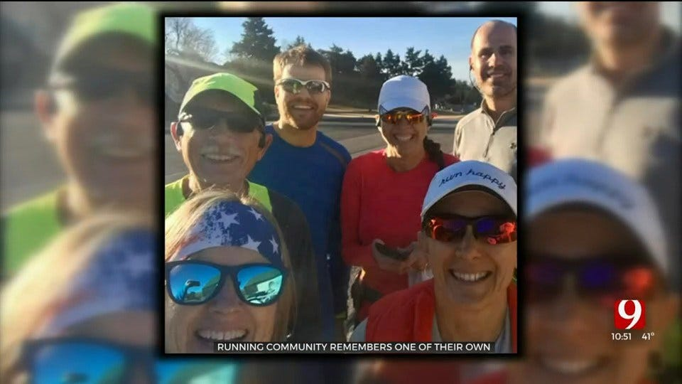 Community Remembers Friend Killed While Running Near Lake Overholser