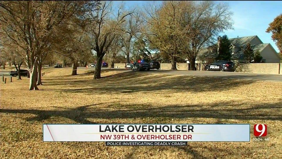 OKC Man Killed After Being Struck By Car Near Lake Overholser