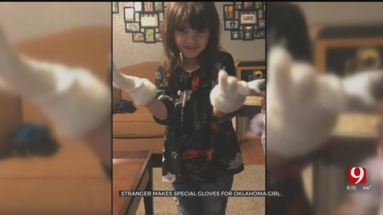 Stranger Makes A Special Gift For Yukon Girl