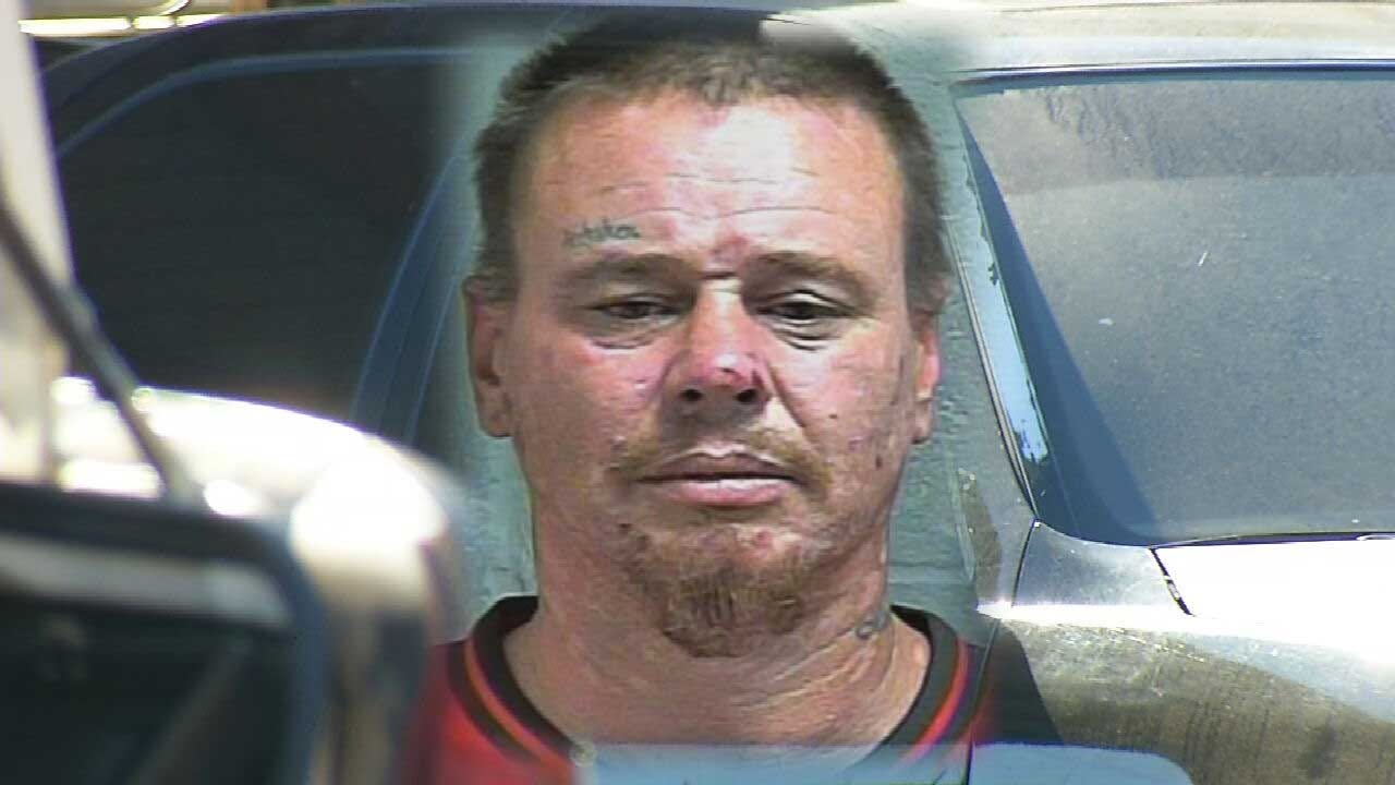 OKC Man Faces Charges After Driving Stolen Car, Leading Police To Alleged Chop Shop