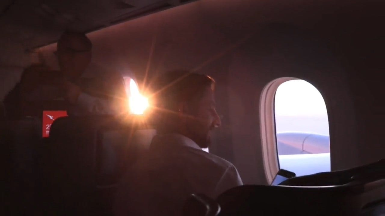 Airline Tests Passengers' & Pilots' Well-Being During 20-Hour Flight