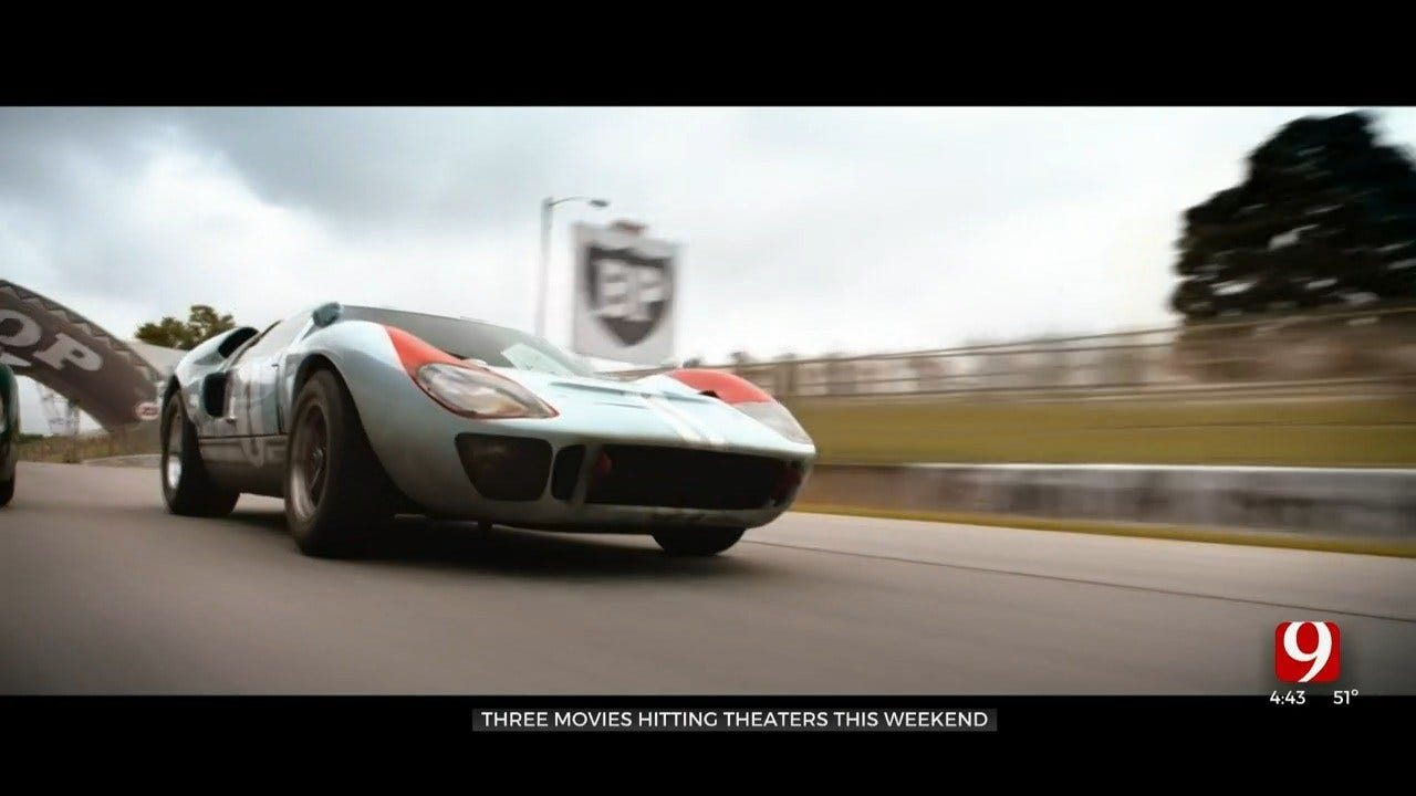 Dino's Movie Moment: Ford vs. Ferrari; Charlie's Angels; The Good Liar