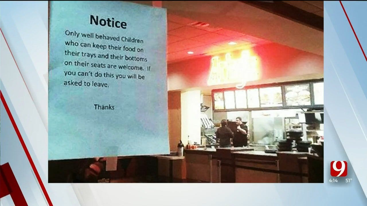 Trends, Topics & Tags: Sign Backlash At Arby's