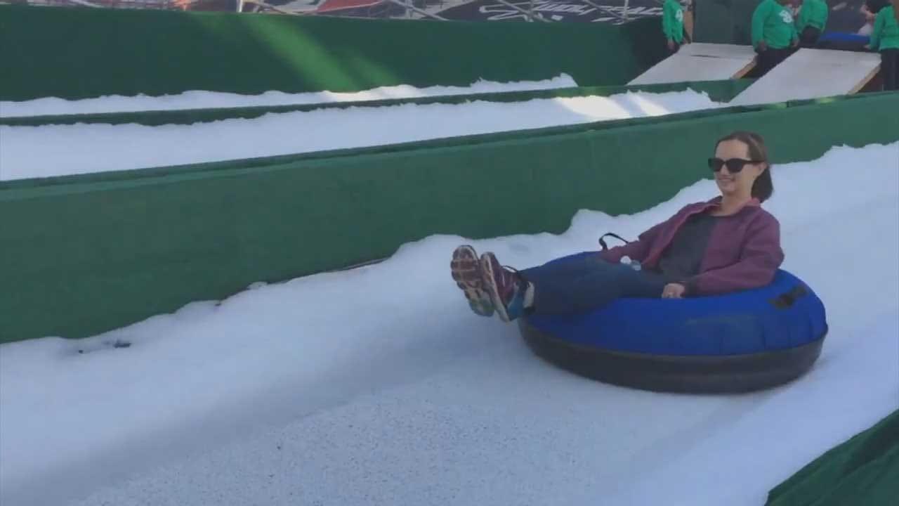 Winterfest Returning To OKC's Bricktown Ballpark