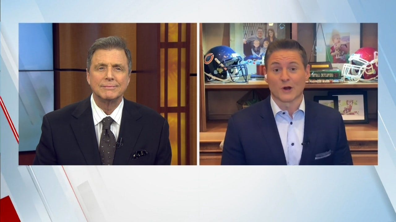 Dean And Dusty Discuss OU Injuries, Baylor And OSU's Favorable Schedule