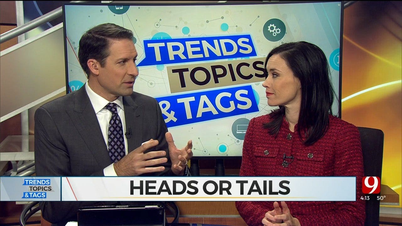 Trends, Topics & Tags: Heads Or Tails?