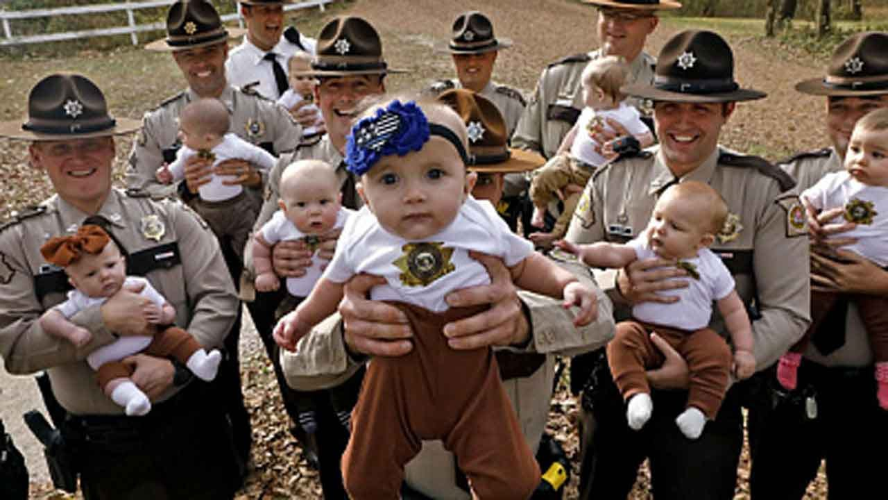BABY BOOM! Missouri Sheriff's Office Welcomes 17 Babies