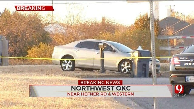 Authorities Investigate After 1 Shot In NW OKC