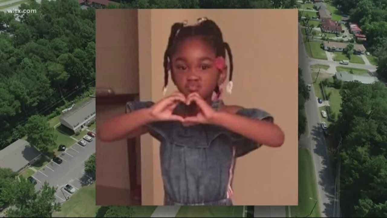 Community Says Goodbye As 5-Year-Old Nevaeh Adams Is Laid To Rest