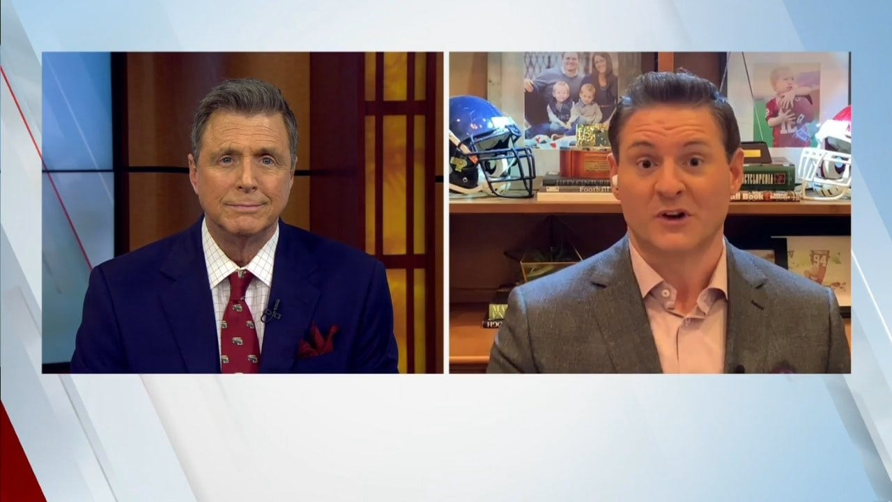 Dean & Dusty: If Sooners Win Out, Will They Make The College Football Playoffs?