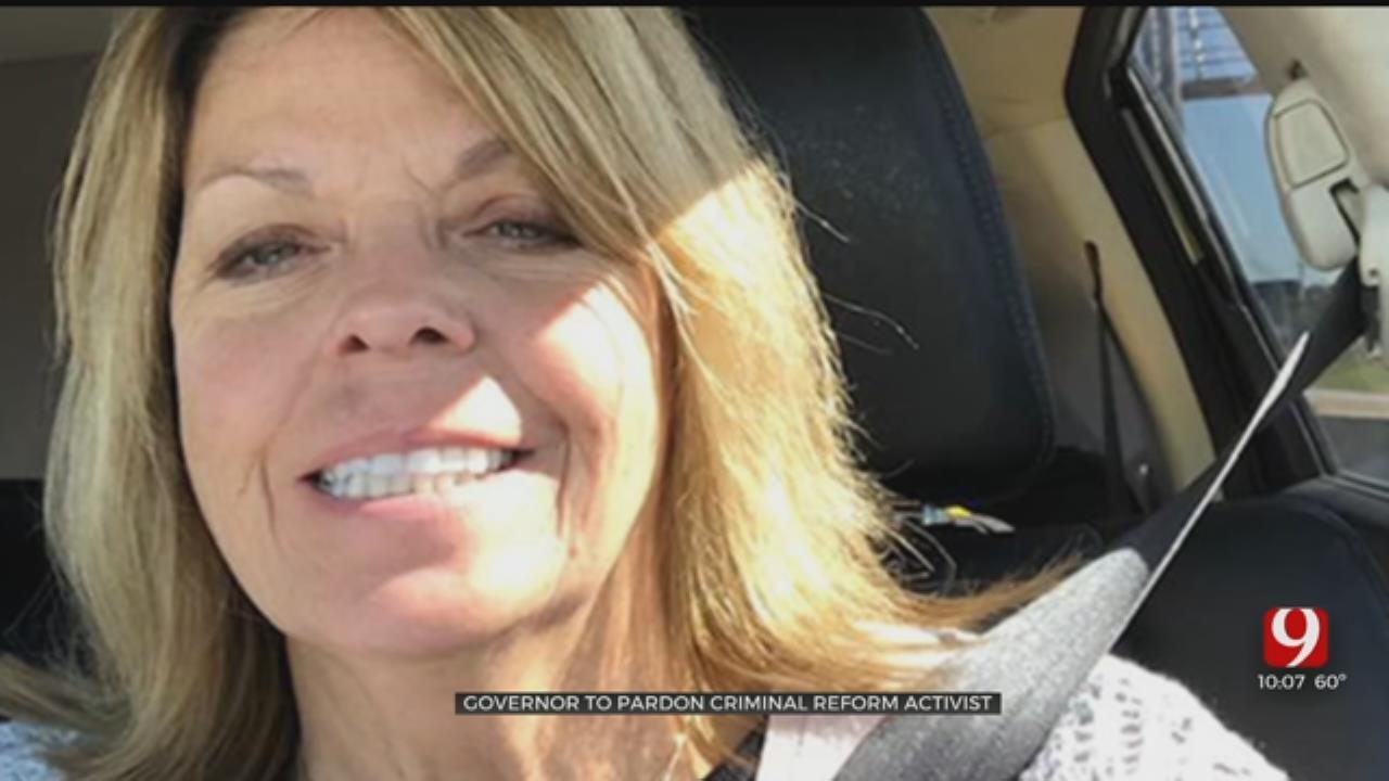 'I Feel Like Crying': Governor Stitt To Pardon Criminal Reform Activist
