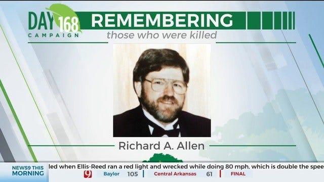 168 Days Campaign: Richard A. Allen