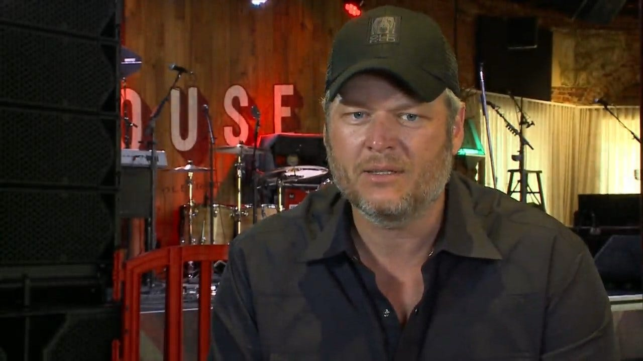 What Is Blake Shelton Most Passionate About?