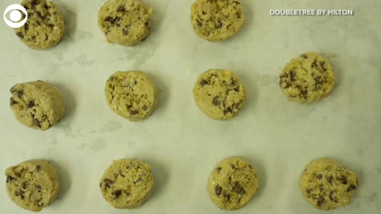 NASA Experiments With Baking In Space