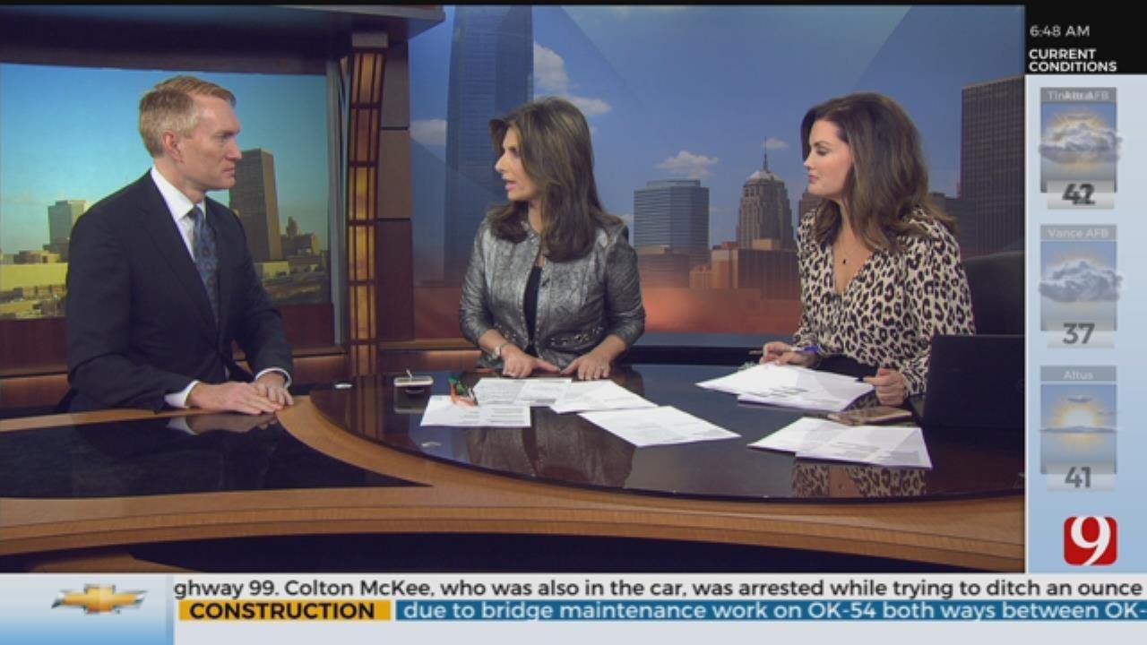 WATCH: Senator Lankford Live In Studio Discussing President Trump's Impeachment Inquiry