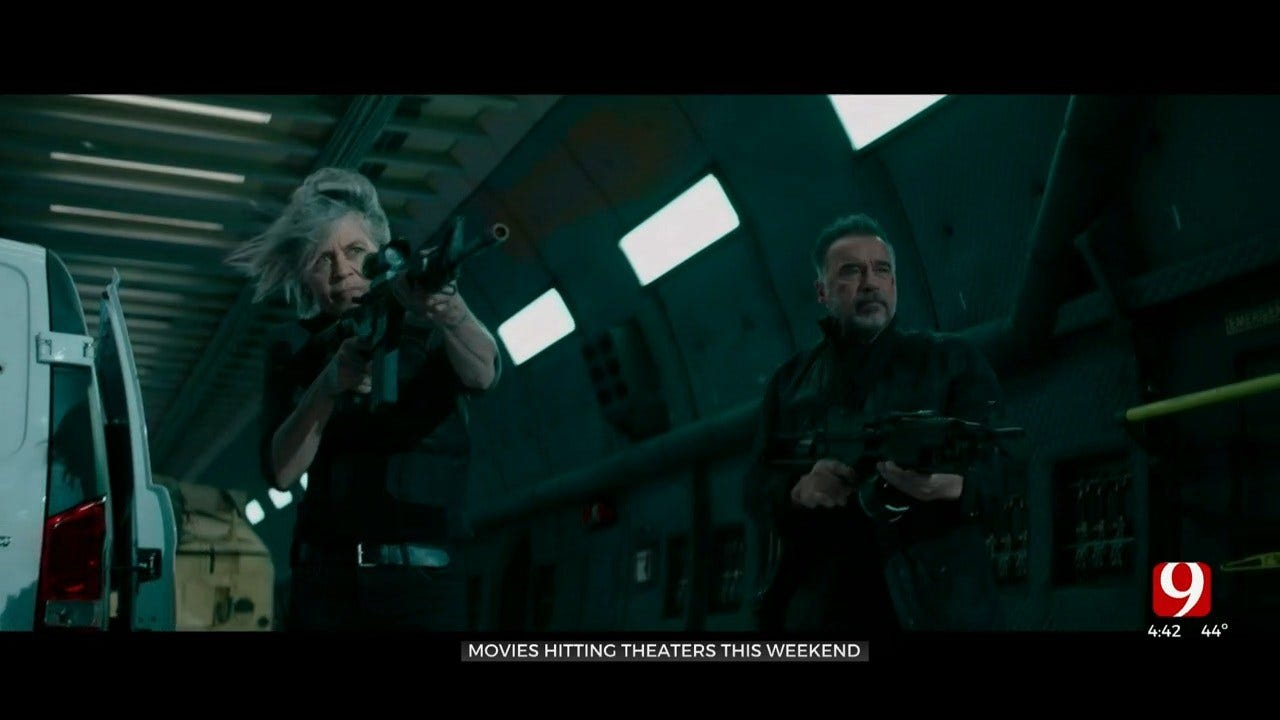Dino's Movie Moment: Terminator: Dark Fate; Harriet; Motherless Brooklyn; Arctic Dogs
