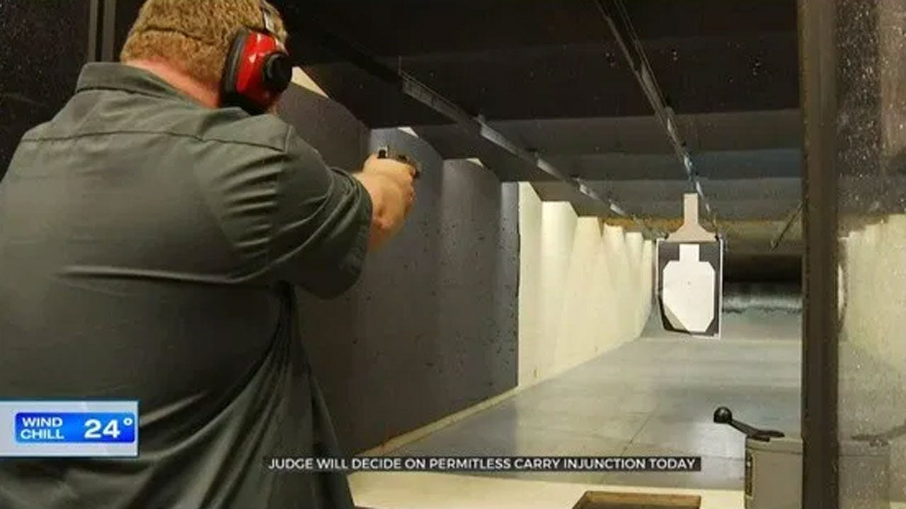 Judge To Decide On Permitless Carry Injunction Wednesday