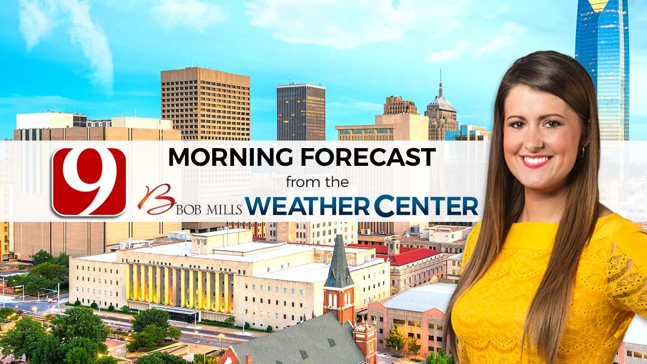 Lacey's Wedneday Outdoor Forecast