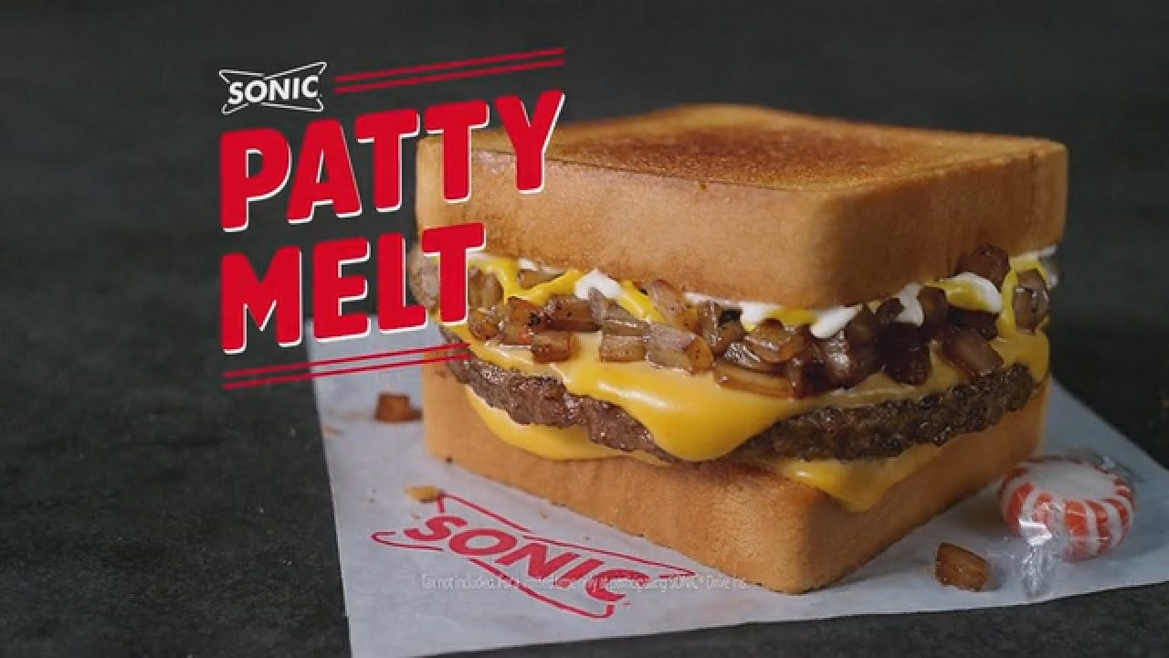 Sonic: Patty Melt Toast SVLD1650H Video - 11/2019 (DO NOT DELETE)
