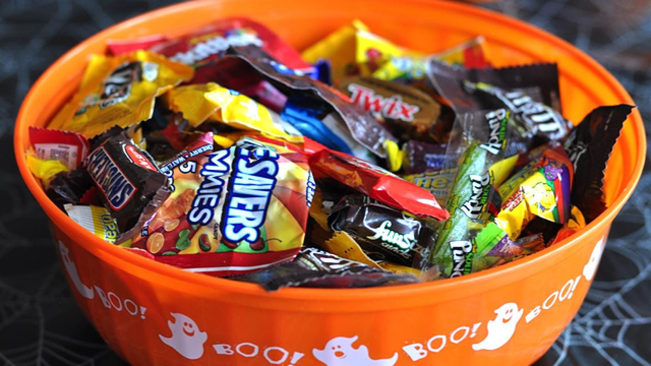 Trick Or Treat! 72% Of Parents Admit To Stealing Candy From Their Kids