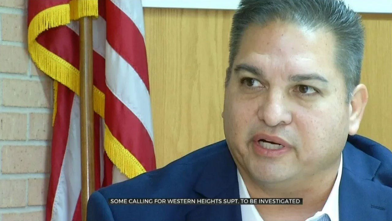 Parents Call For Investigation Of Western Heights Superintendent