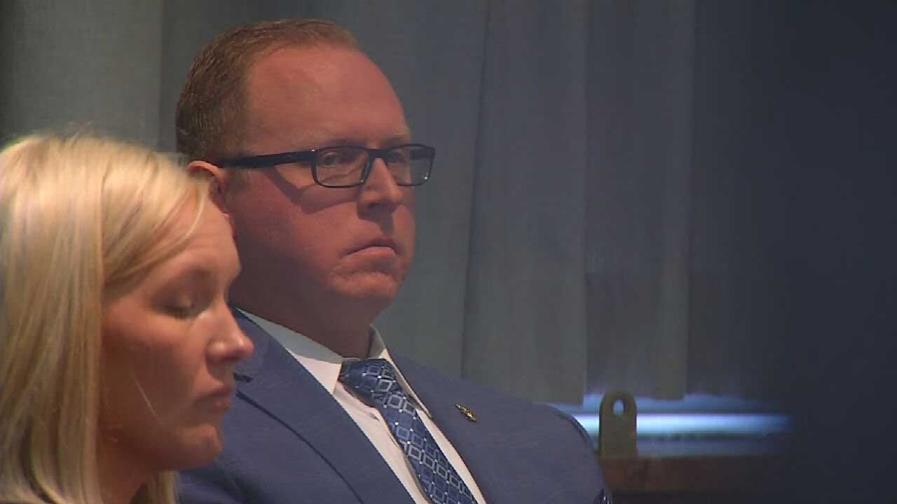 Supporters of OKC Officer On Trial For Murder Say He Made A Mistake