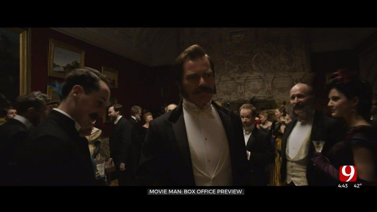 Movie Man: The Current War, Black & Blue, Countdown