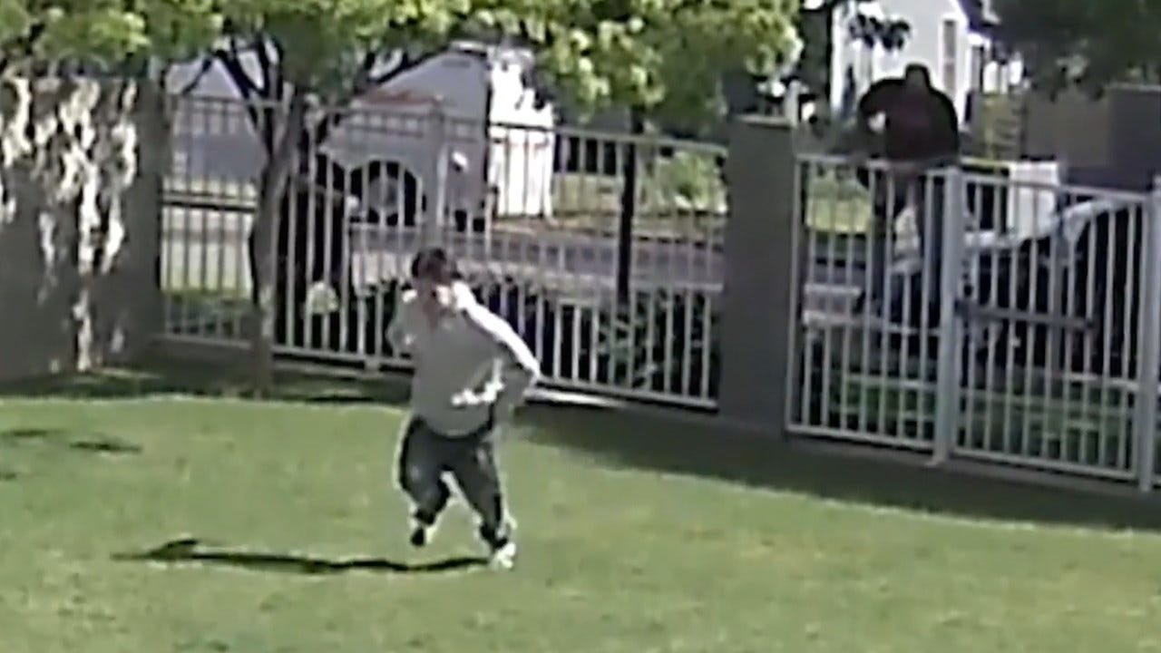 New Video Sheds Light On Deadly Fresno Police Shooting Of Unarmed Teen Suspect As He Fled