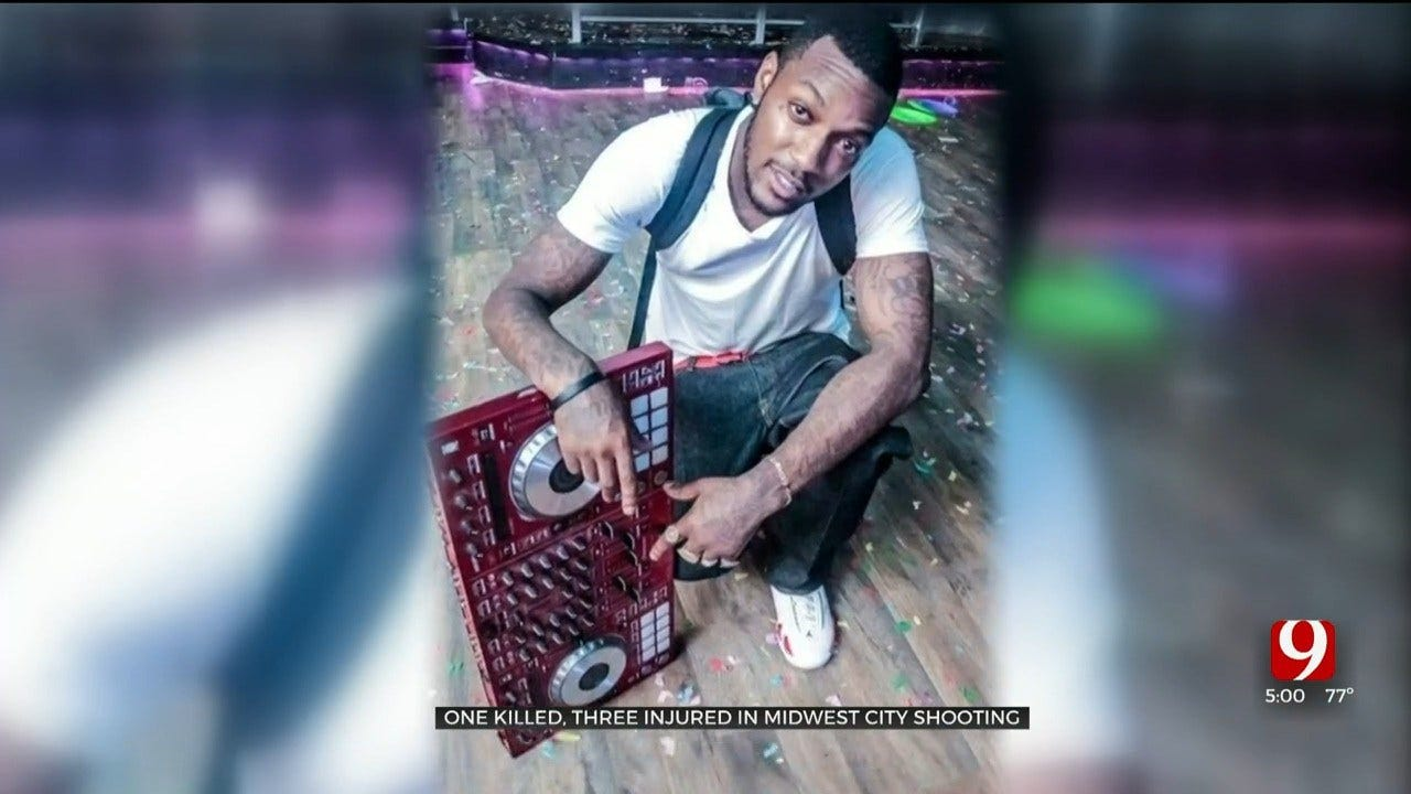 Family Identifies MWC Apartment Complex Shooting Victim
