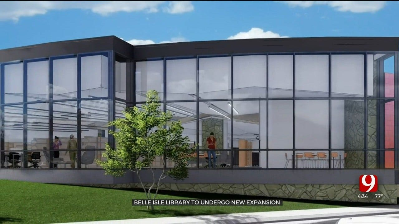 OKC Metro Libraries To Undergo Remodels, Renovations