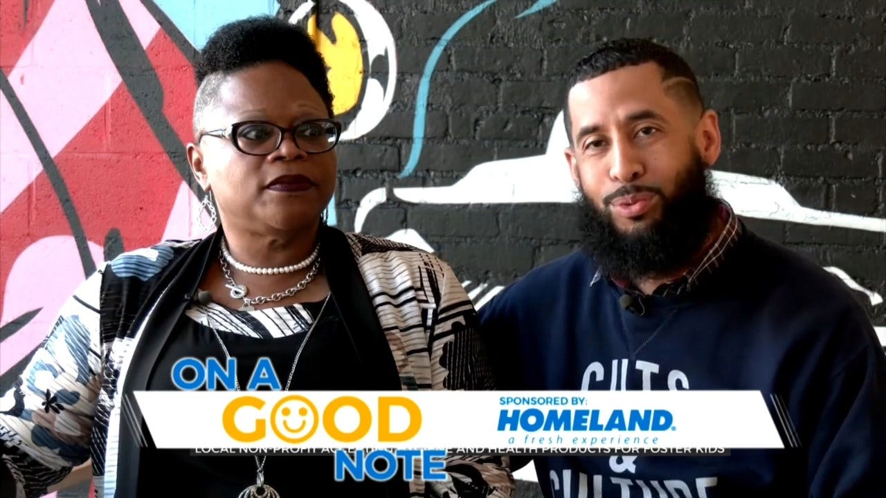 On A Good Note: 'Cut It Forward' Holding Its 2nd Annual Community Drive