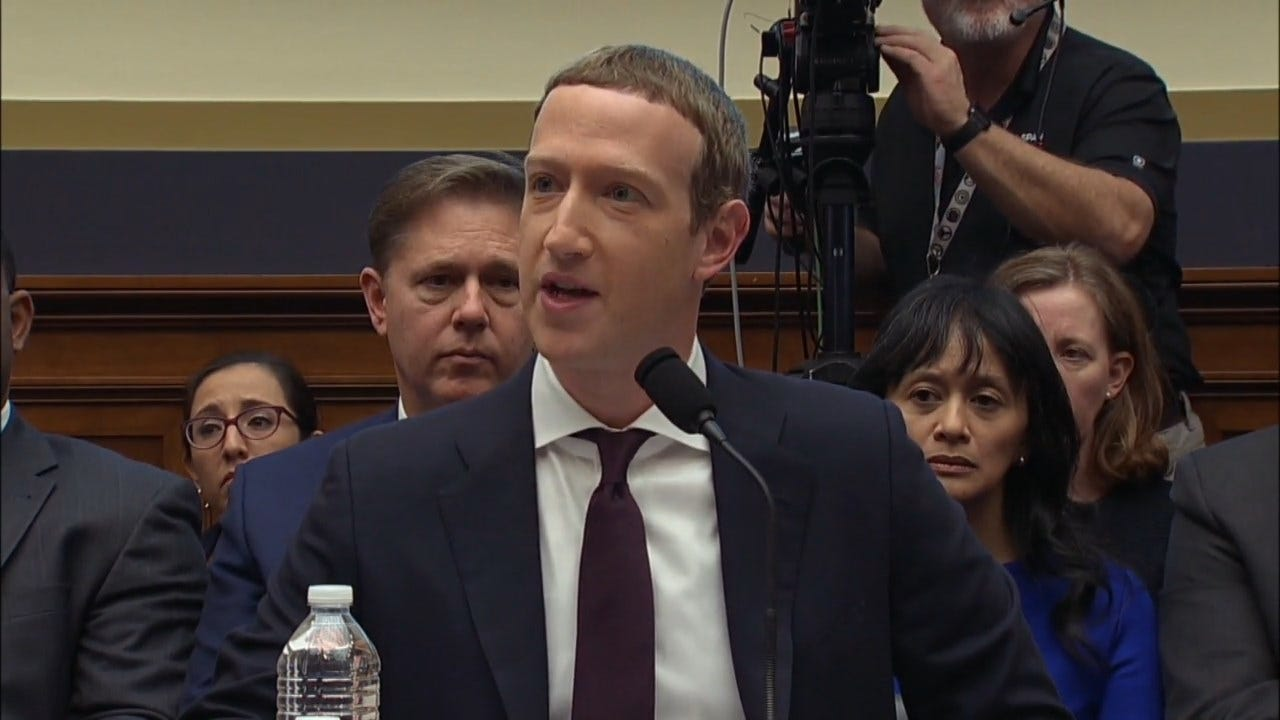 Zuckerberg: 'I Actually Don't Know If Libra Is Going To Work'