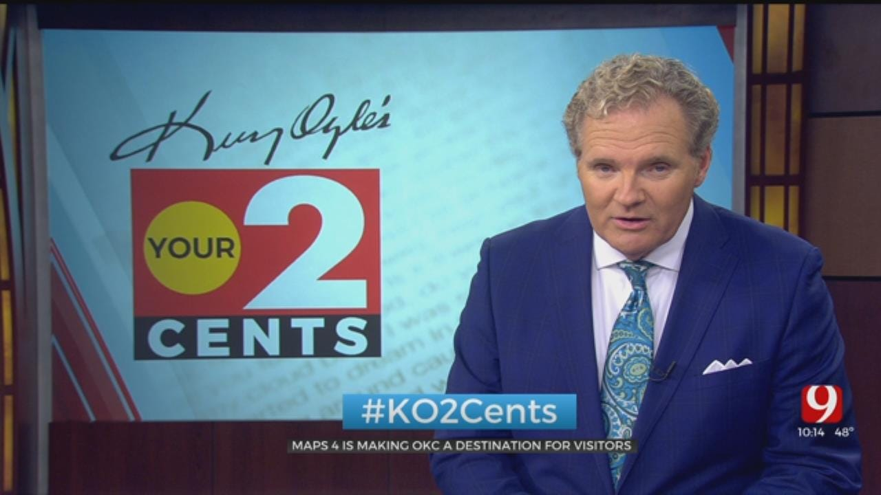 Your 2 Cents: OKC Becoming A Worthwhile Place To Visit