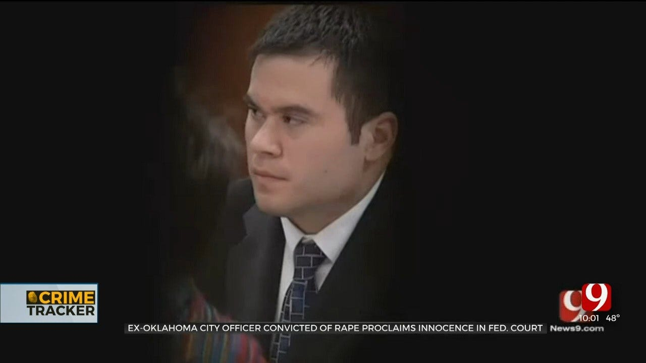 Daniel Holtzclaw Takes Stand, Proclaims Innocence Under Oath In Federal Deposition